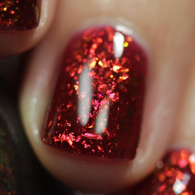 KBShimmer Free Fallin' swatch by Streets Ahead Style