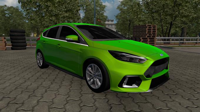 ETS 2 - Ford Focus Modu (1.39)
