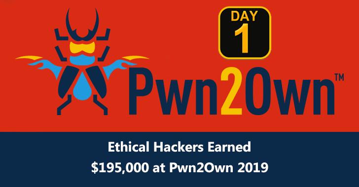 PWN2OWN 2019