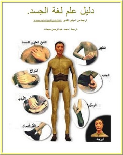 كتاب : دليل لغة الجسد