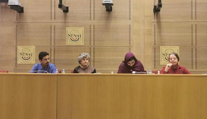 فرنسا : المشاركون في ندوة مجلس الشيوخ الفرنسي حول ثروات الصحراء الغربية يرحبون بنجاح هذا الحدث الدولي.