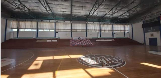 Κλιματιζόμενο πλέον το Κλειστό Γυμναστήριο Ναυπλίου