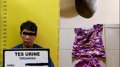 Dua Belas Hari Menghilang Pelaku KDRT Ditangkap Polisi.