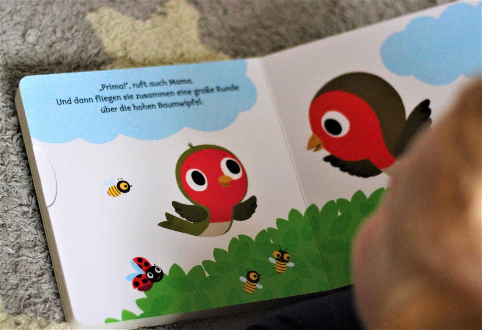 der glückliche kleine vogel geschichte