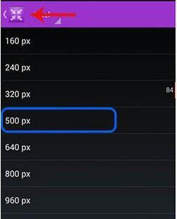 Cara Mengubah Ukuran Foto/Gambar di Android
