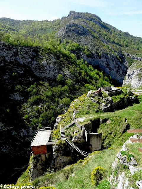 Bellanzo, presa de la Jocica.
