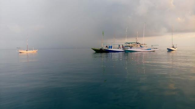 Landscape Pulau Bawean Transportasi ke Pulau Bawean
