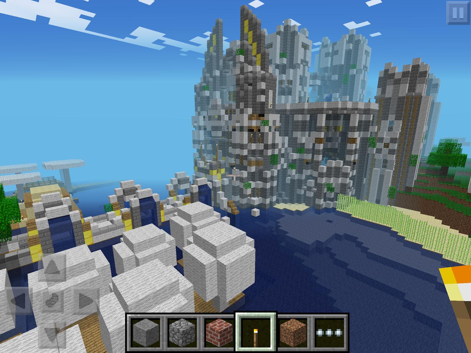 Minecraft PE Worlds: Syndicates Project