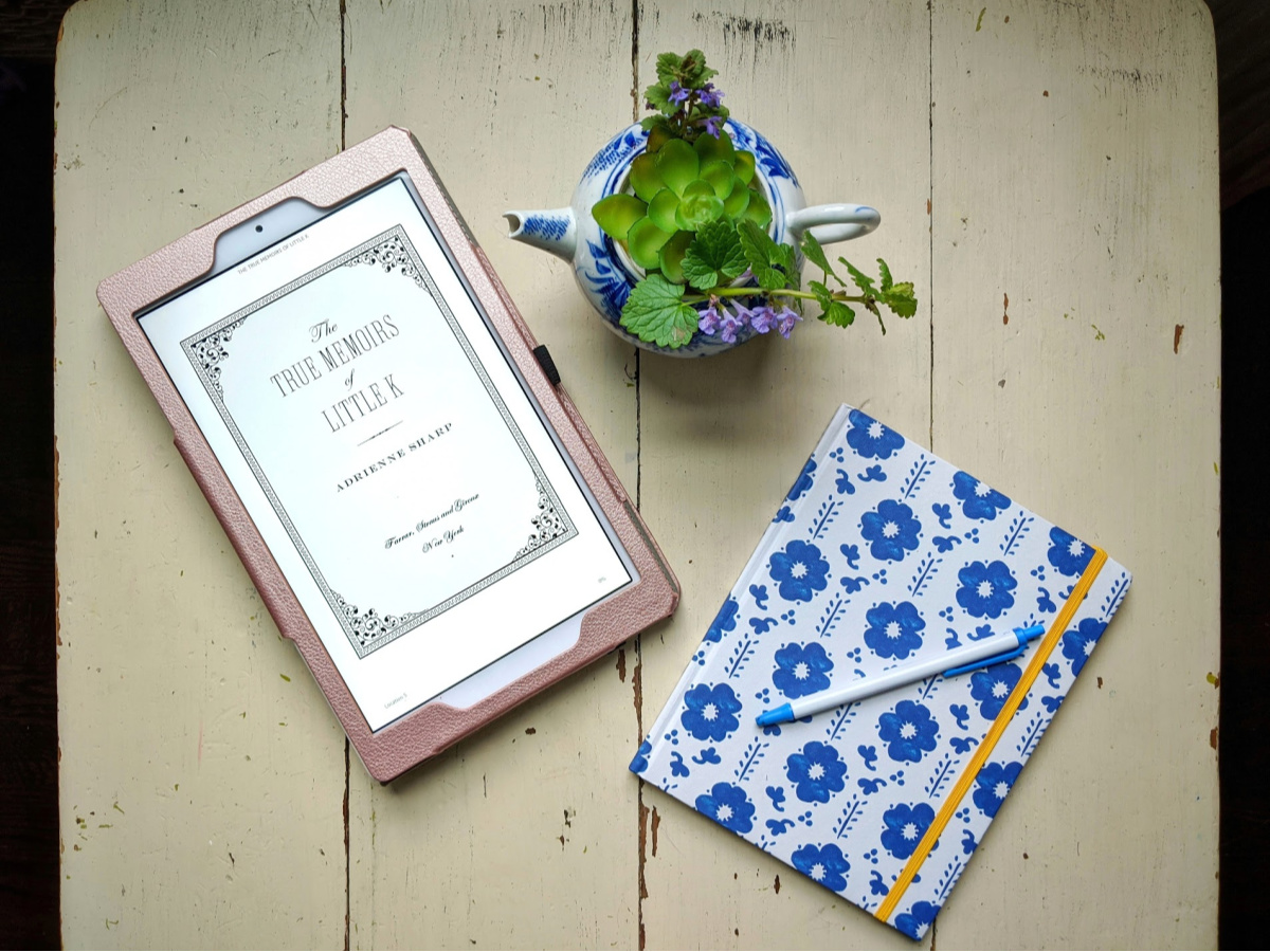 The True Memoirs of Little K, a historical ballet novel by Adrienne Sharp