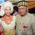 Actress Tonto Dike shares Dad's pics as he adds one