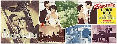 Cartel artístico de la película - Rhapsody
