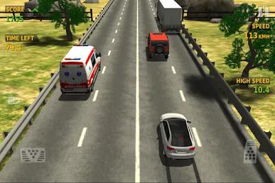 تحميل لعبة الالغاز  Traffic Racer APK النسخة المهكرة للاجهزة الاندرويد باخر تحديث مجانا
