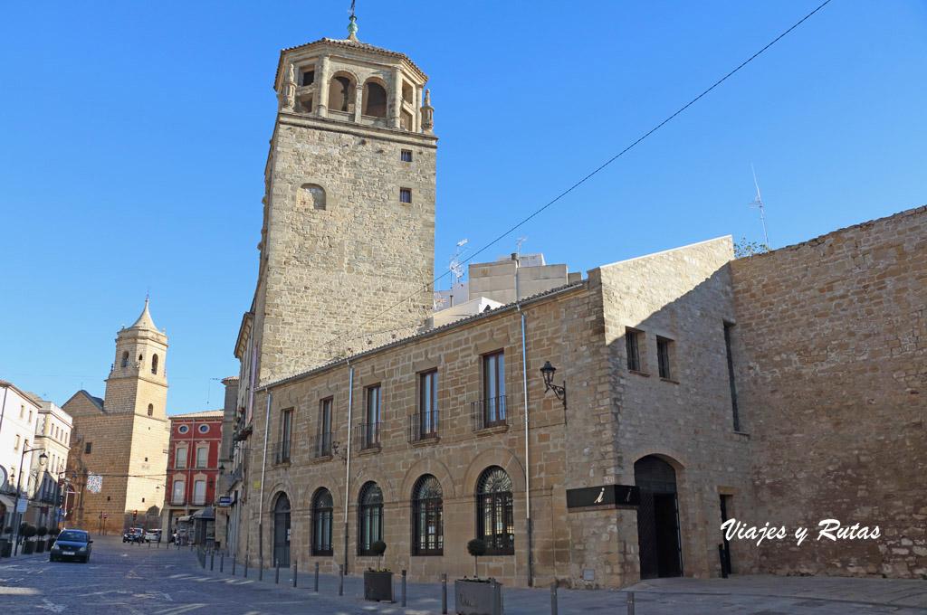 Torre del reloj, Úbeda