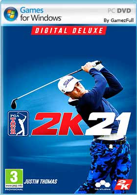 PGA Tour 2K21 Deluxe Edition (2020) PC Full Español