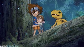 Digimon Adventure (2020) Capítulo 28 Sub Español HD