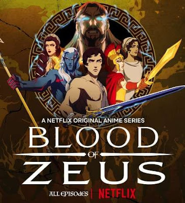 Blood of Zeus 2020 Season 01 Dual Audio WEB Series HDRip 720p ESub HEVC x265