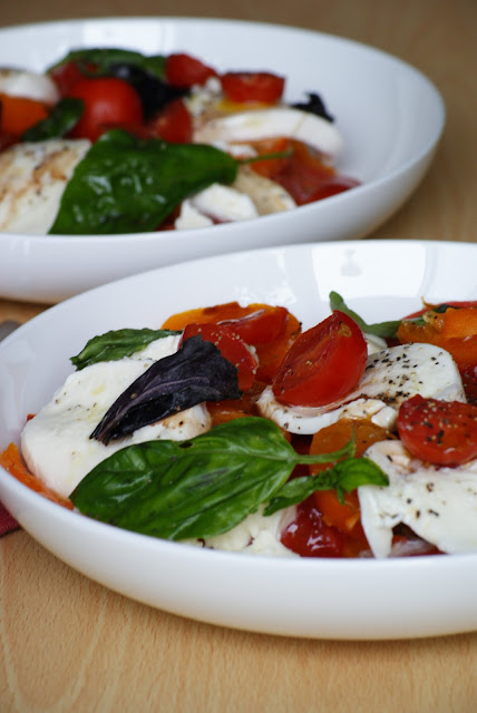 Tomato-with-Mozzarella
