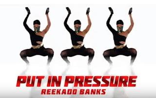 DOWNLOAD VIDEO | Reekado Banks – Put In Pressure  mp4