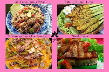 4 Resep Ikan Tuna yang Lezat