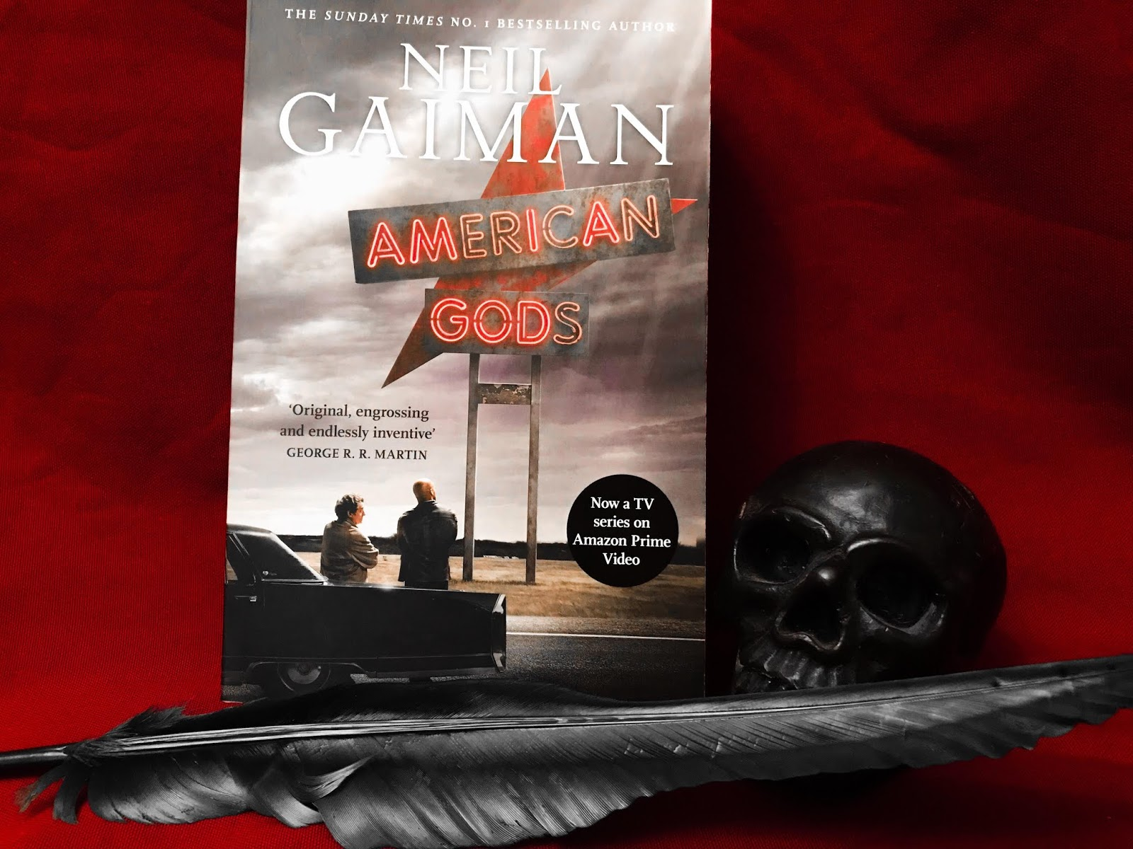 Readers Enjoy Authors' Dreams: American Gods by Neil Gaiman