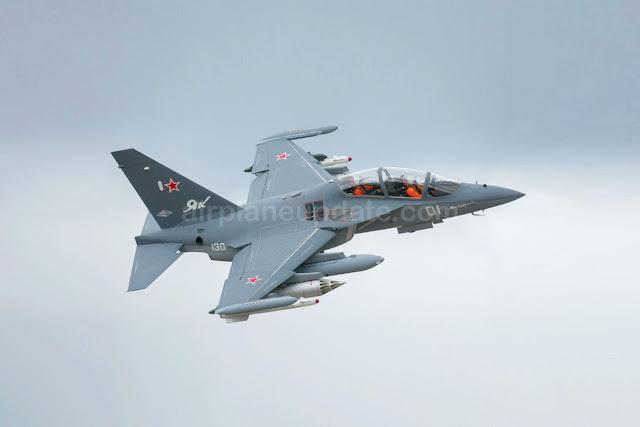 Yakovlev Yak-130 Jet Trainer