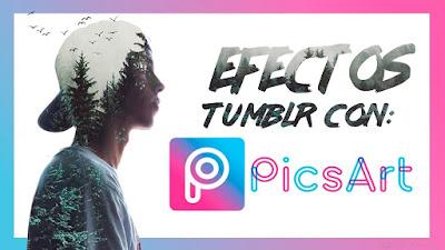 Editar fotos con efectos Tumblr