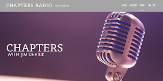 Chapters Radio: Jim Derick talks with Tracie Duich (audio)