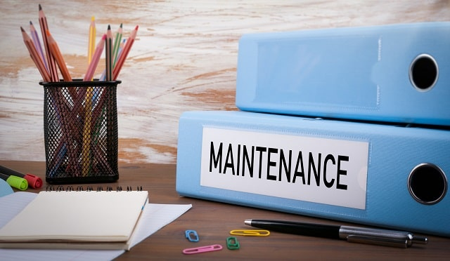 how to manage facility maintenance property management