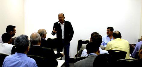 Deputado Coronel Chrisostomo discute com empresários ações para o setor produtivo do estado