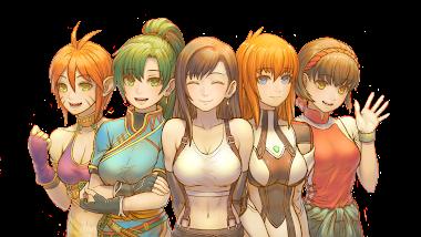 JRPG Classic Heroines Pack