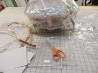http://joysjotsshots.blogspot.com/2016/04/repurposing-plastic-for-quilt-motif.html