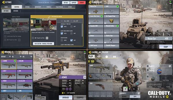 ماذا عن التخصيص في لعبة Call of Duty Mobile ؟