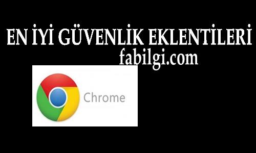 Chrome için Güvenlik Eklentileri Site Virüs Tarama, Oto Temizlik