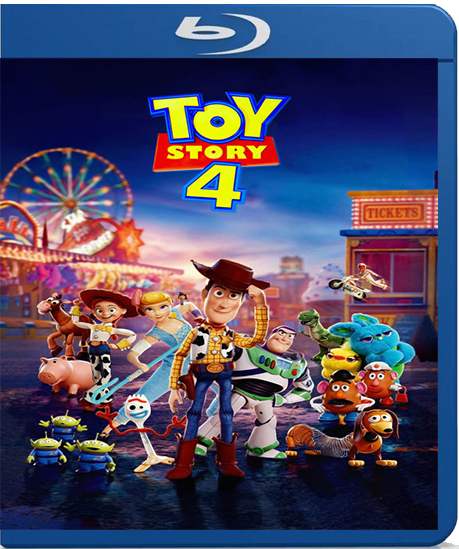 Toy Story 4 [2019] [BD25] [Latino] [V2]