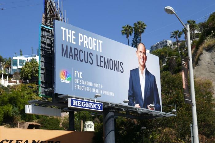 Profit Marcus Lemonis 2019 Emmy FYC billboard