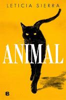 Animal   Leticia Sierra   Ediciones B