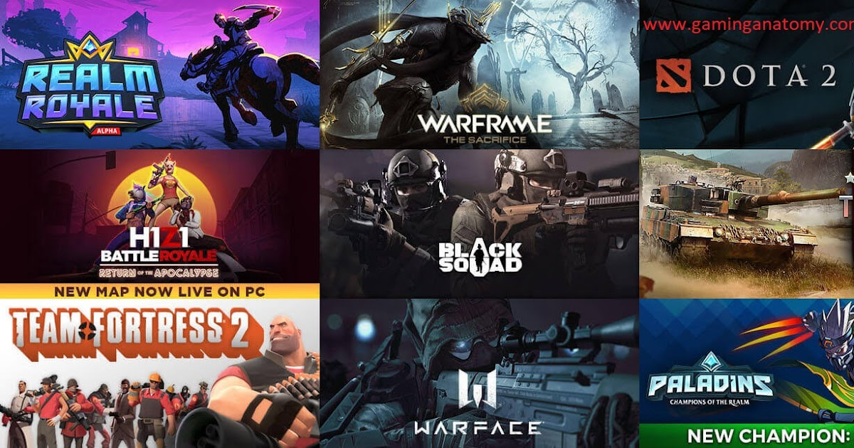 Top 10 Free Steam Games - As we all know that Steam is a very popular platform or community of gamers where gamers from all around the world interact and play games together. The Steam platform is available only for PC users, many popular gaming companies like UBI Soft, Epic Games, Activision, etc develops and publish their games on Steam. - Free Game Hacks