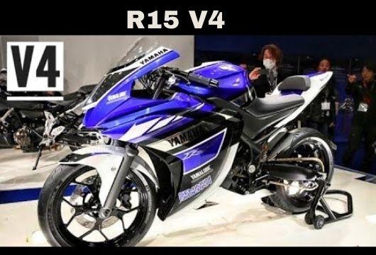 Yamaha R15 V4 2021