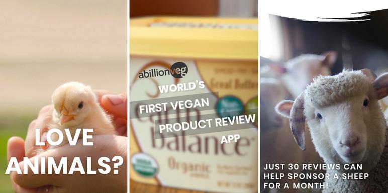 best vegan app