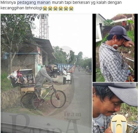 Pak Yayat Pedagang Mainan - Facebook