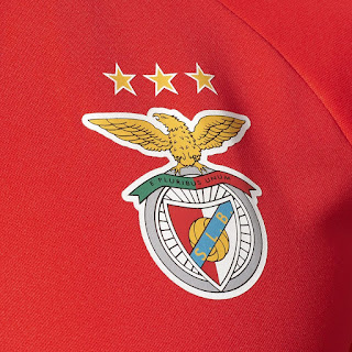 Benfica badge selected as one of the best in the world