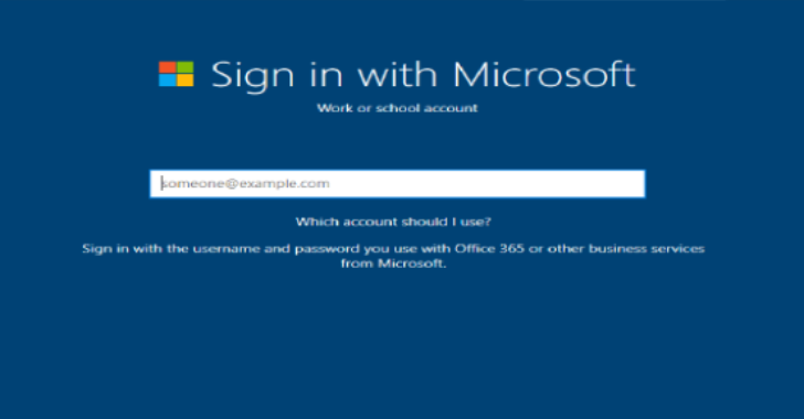 Microsoft Is Forcing Users To Set Up A Microsoft Account For New Installations