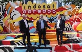 Indosat Ooredoo Bermitra dengan Ericsson Bangun Digital Monetization Platform (DMP) untuk Meningkatkan Pengalaman Digital Pelanggan
