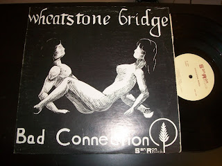 Wheatstone Bridge - Bad Connection LP (1976)