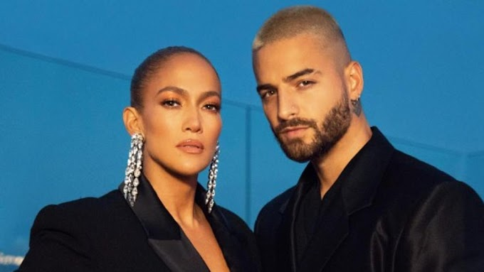 """Jennifer Lopez y Maluma estrenan sus nuevos singles """"Pa Ti"""" y """"Lonely"""""""