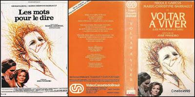 Les mots pour le dire / Voltar a Viver. 1983.