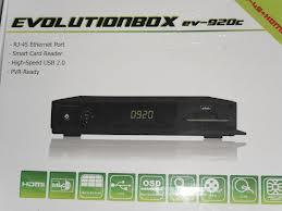 Colocar CS ev+920+c Atualização Evolutionbox EV920c 18/12/13 comprar cs