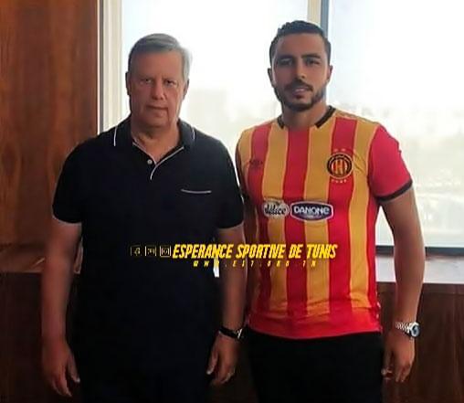 OFFICIEL : Alaeddine Marzouki signe au Taraji Esperance Sportive De Tunis jusqu'en 2023