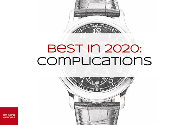 Best in 2020: Complication Watches