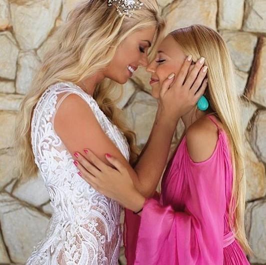 +Filha de Caroline Bittencourt mostra momentos com a mãe